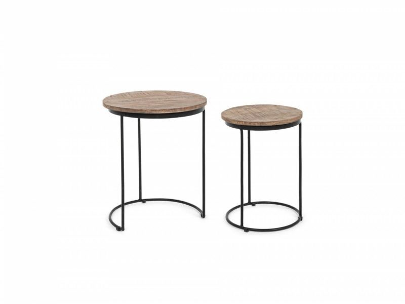 0746188-Set 2 tables basses-Walton-By-Azur-Mobilier